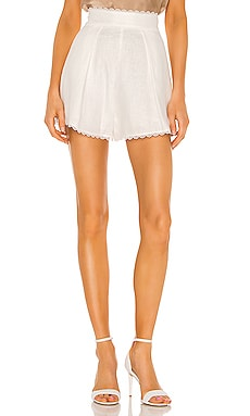 Kirra Trim Hem Short Zimmermann $375