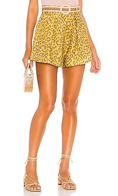 Carnaby Leopard Short Zimmermann $375 Collections