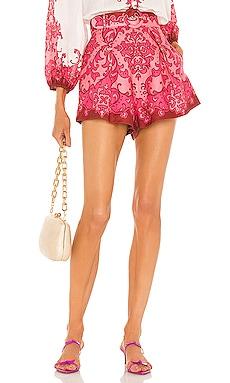 Nina Belted Short Zimmermann $425
