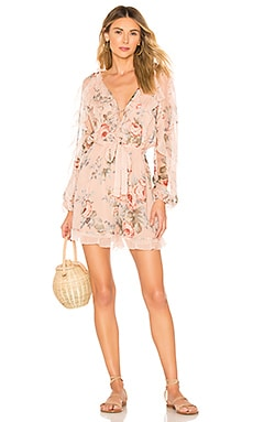 Bowie Frill Romper Zimmermann $695 Collections