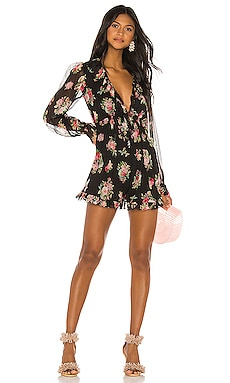 Honour Floating Romper Zimmermann $416