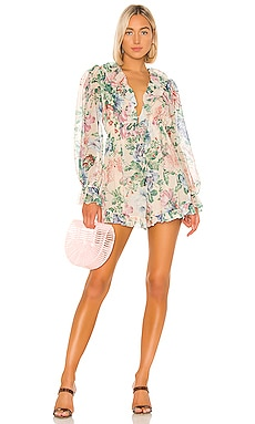Verity Floating Romper Zimmermann $640