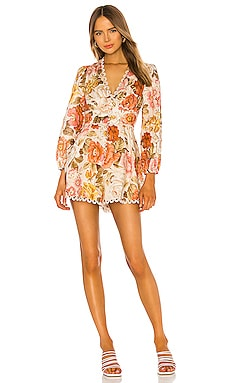 Bonita Button Through Playsuit Zimmermann $530