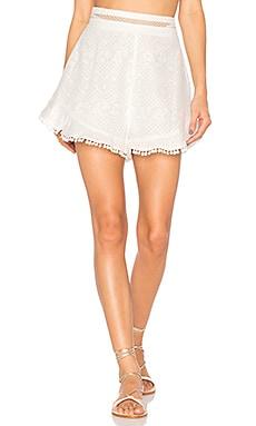 Caravan Flutter Shorts