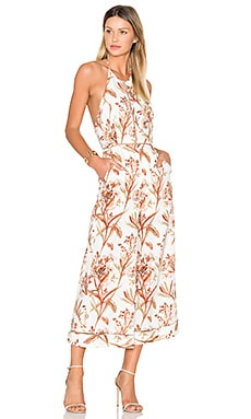 Oleander Ladder Jumpsuit in Floral