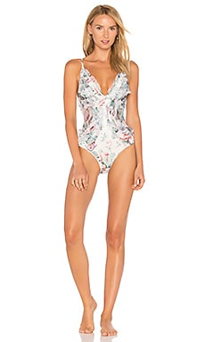 Jasper Ruffle One Piece