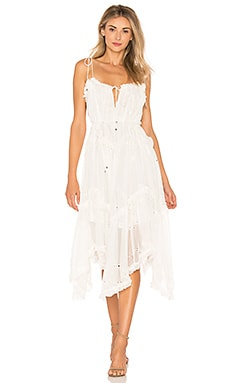 Prima Bow Floating Dress