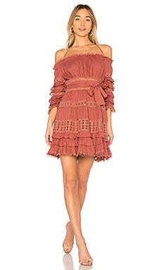 Corsair Frill Tier Dress