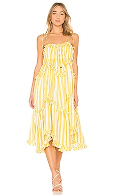Lumino Floating Stripe Dress