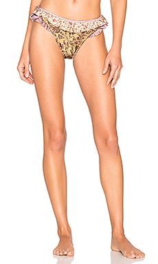 Juniper Frill Bikini Bottom Zimmermann $100