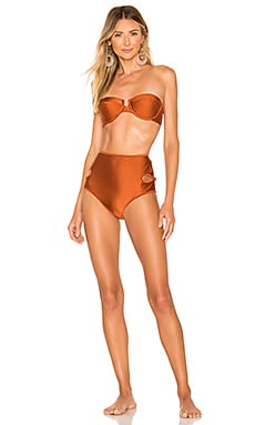Primrose Underwire Flower Bikini Set Zimmermann $151