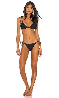 Veneto Scallop Frill Bikini Zimmermann $133 Colecciones