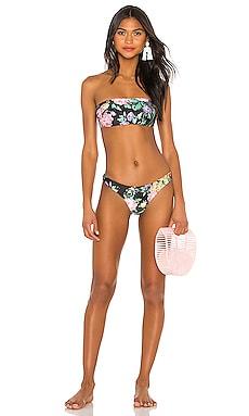 Allia Bandeau Bikini Zimmermann $210