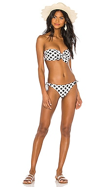 MAILLOT DE BAIN 2 PIÈCES HONOUR Zimmermann $260 Collections