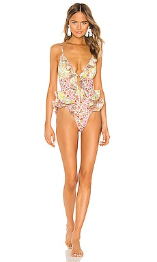 e00085ff6be954 Goldie Waterfall One Piece Zimmermann $425 ...