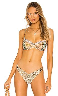 Brighton Balcony Bra Bikini Top Zimmermann $185