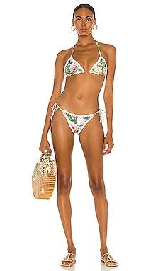 Mae Crochet Min Bikini Set Zimmermann $260