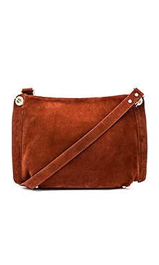 Zimmermann Shoulder Crossbody Bag in Cognac