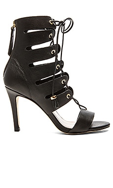 Zimmermann Tassel Hybrid Sandal in Black