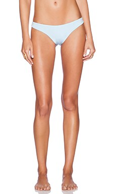 zinke Jeni Brazilian Bikini Bottom in Crystal Blue