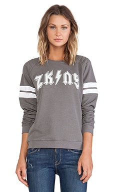 Zoe Karssen ZKNY Sweatshirt in Castle Rock