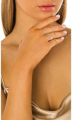 ANILLO DIAMOND Zoe Lev $780