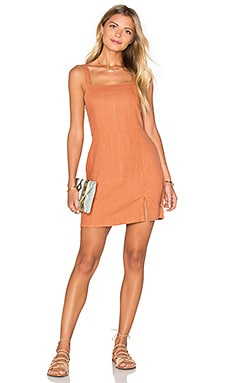 ZULU & ZEPHYR Sundown Dress in Terracotta