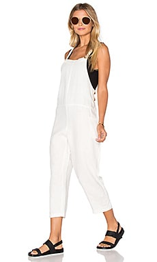 ZULU & ZEPHYR Sundown Overall in White