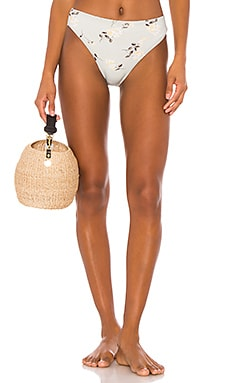 Greenhouse Bra Cup Bikini Bottom ZULU & ZEPHYR $75 BEST SELLER