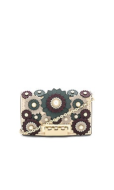 Earthette Card Case With Chain Zac Zac Posen $127