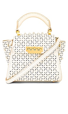 Eartha Mini Top Handle Crossbody Bag Zac Zac Posen $395