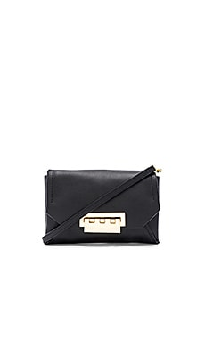 Zac Zac Posen Eartha Envelope Crossbody in Black