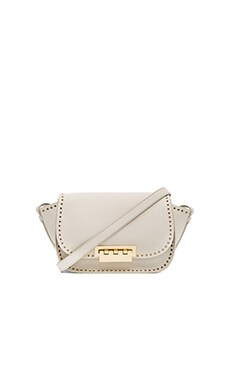 Eartha Grommets Iconic Accordion Crossbody Bag