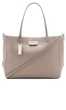 Eartha Iconic Signature Shopper Bag in Dune