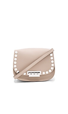 Eartha Iconic Saddle Bag in Malt