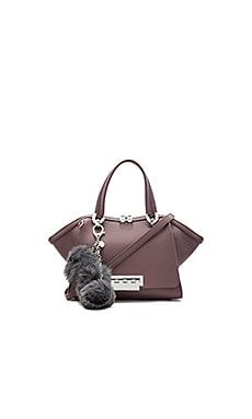 Eartha Small Handbag in Purple