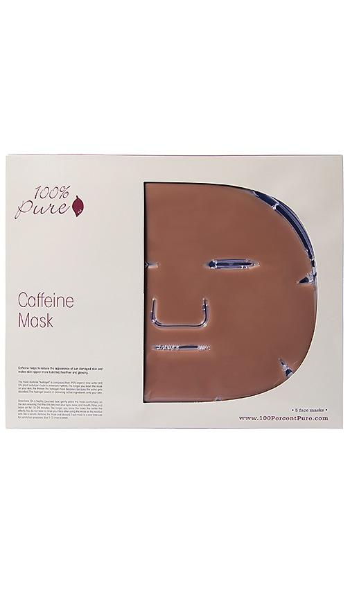 Caffeine Mask 5 Pack