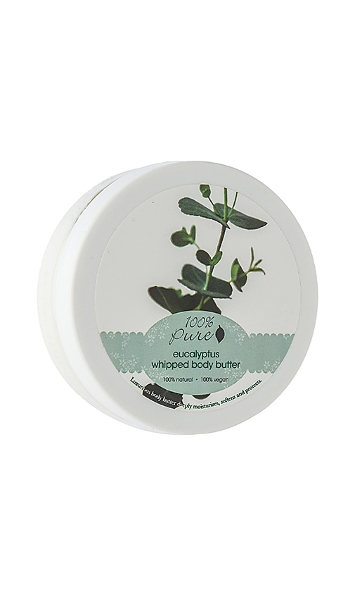 100% PURE WHIPPED BODY BUTTER