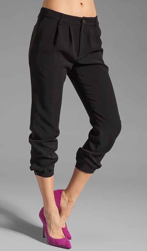 Cinched Ankle Pant
