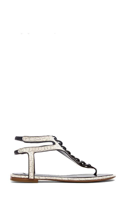 Damast Sandal
