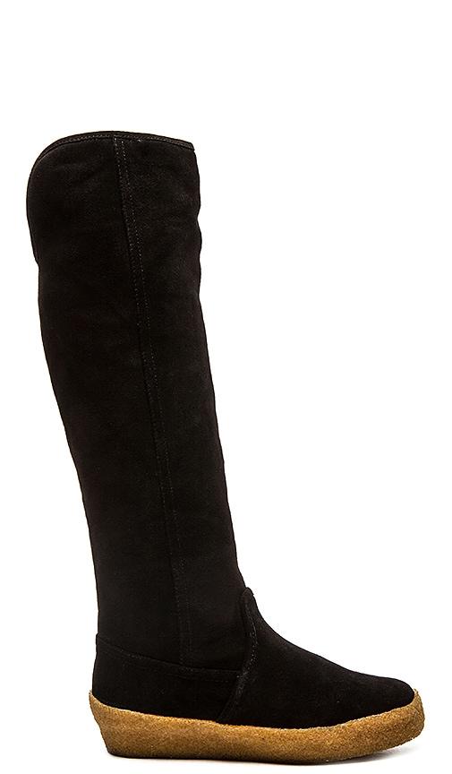DEREK LAM 10 CROSBY Melissa Boot in Black