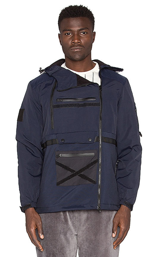10 Deep Deep Tech Parka in Navy