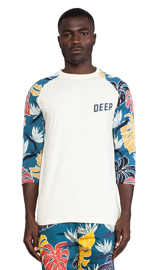Birds of Paradise 3/4 Sleeve Tee