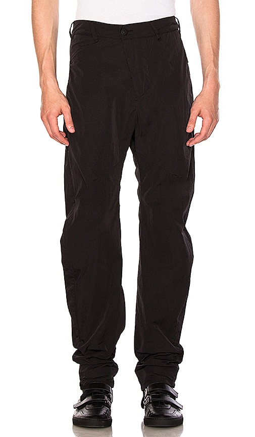 11 by Boris Bidjan Saberi Chino in Black