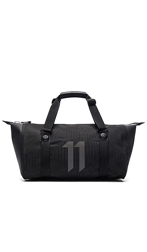 Bag Black 11 High Visibility Bidjan By Saberi Travel In Boris Zip n0NOym8vw