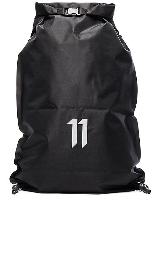 f51031ea076a 11 by Boris Bidjan Saberi Gym Bag in Black