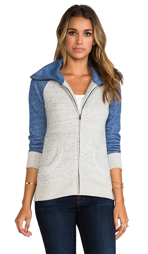 Hoodie with Collar
