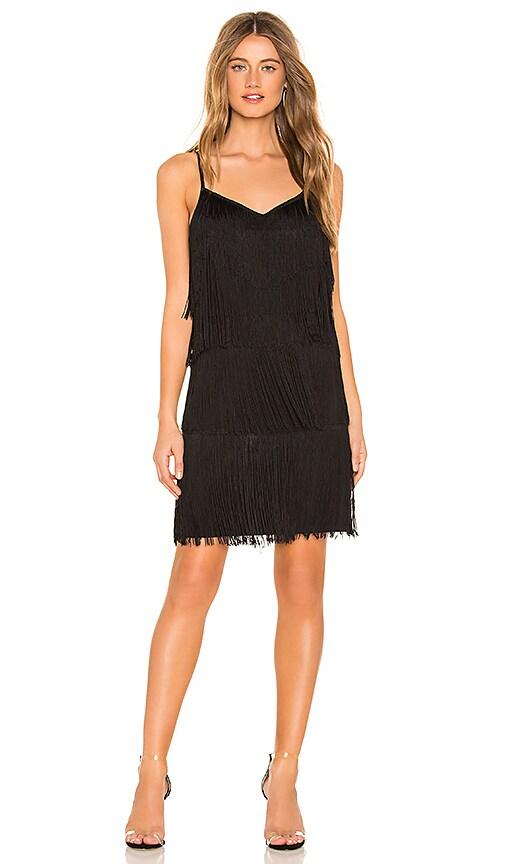 Fringe Slip Dress