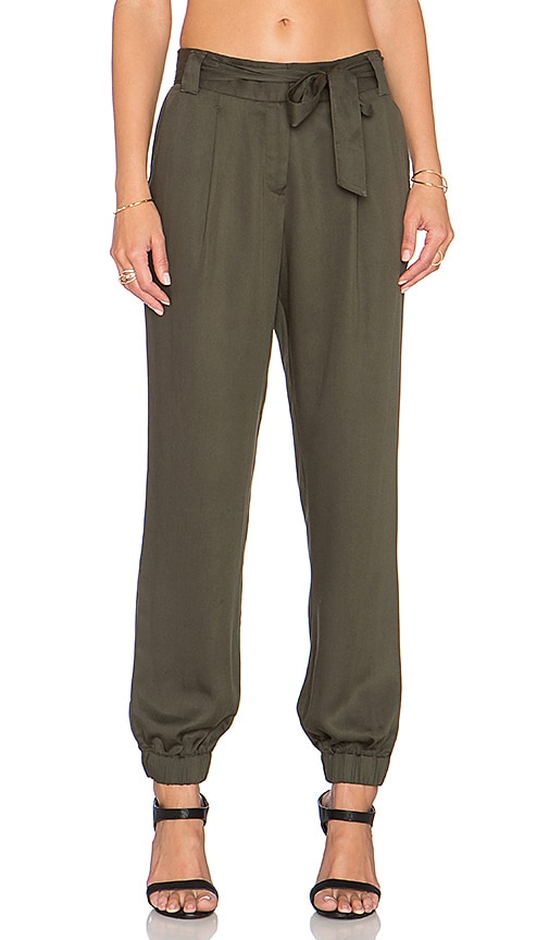 The Waist Utility Soft Pant