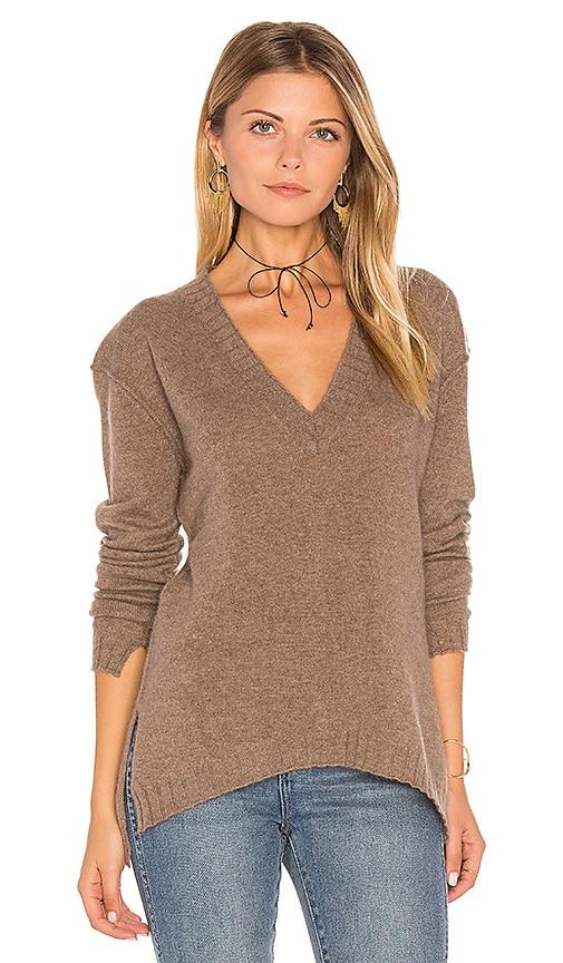 Edolie Side Slit Sweater